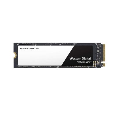 WD Black 500GB High-Performance NVMe PCIe M.2 2280 SSD - Gen3, 8 Gb/s - WDS500G2X0C