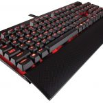 "CORSAIR K70 LUX Mechanical Gaming Keyboard – Backlit Red LED – USB Passthrough & Media Controls – Tactile & Clicky – Cherry MX<br><a href=""https://www.impresscomputers.com/product/corsair-k70-lux-mechanical-gaming-keyboard-backlit-red-led-usb-passthrough-media-controls-tactile-clicky-cherry-mx/"" target=""_blank"">Details</a>"