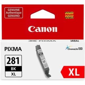 Canon CLI-281 XL Original Ink Cartridge - Black - Inkjet