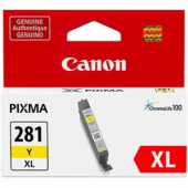 Canon CLI-281 XL Original Ink Cartridge - Yellow - Inkjet