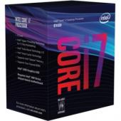 Intel Core i7 i7-8700 Hexa-core (6 Core) 3.20 GHz Processor - Socket H4 LGA-1151 - Retail Pack - 12 MB Cache - 64-bit Processing - 4.30 GHz Overclocking Speed - Intel HD Graphics Graphics - 65 W MM 961567 COFFEE LAKE