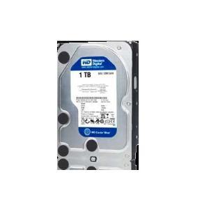 WD Blue 1 TB 3.5-inch SATA 6 Gb/s 7200 RPM PC Hard Drive - 7200rpm - 64 MB Buffer 64MB 3.5IN 6GB/S