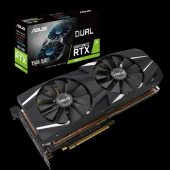 ASUS GeForce RTX 2080 Ti O11G Dual-fan OC Edition GDDR6 HDMI DP 1.4 USB Type-C graphics card (DUAL-RTX2080TI-O11G)