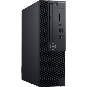 Dell OptiPlex 3060 i5-8500 3 GHz, 8 GB, 256GB m2 SSD - Windows 10 Pro 64-bit SFF - DVDW 3 Year