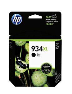 HP 934XL High-Yield Black Ink Cartridge (C2P23AN#140)
