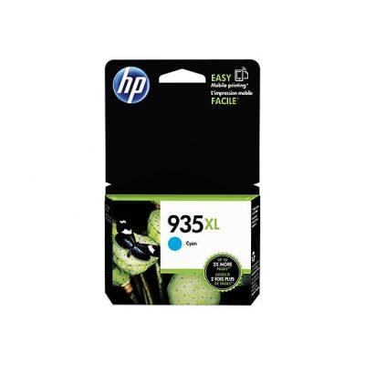 HP 935XL High-Yield Cyan Ink Cartridge (C2P24AN#140)