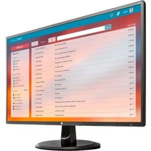 "HP V270 27"" LED LCD Monitor 16:9 5ms 1920 x 1080 Full HD DVI HDMI - VGA - 35 W"