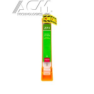 COMPATIBLE CANON CLI-271XLM (0338C001) INKJET CTG, MAGENTA, 300 HIGH YIELD