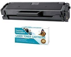Compatible Toner Cartridge Replacement for Samsung MLT-D101S ( Black , 1 pk )