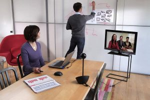 Logitech BCC950 Video Conferencing Camera - 3 Megapixel - 30 fps - Black - USB 2.0 - 1 Pack