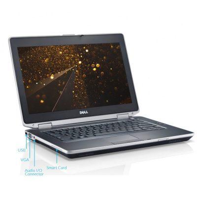 """Dell Latitude E6430, Core i5, 8GB, 240GB SSD, 14"""" Display, Win 10 Pro Laptop"""