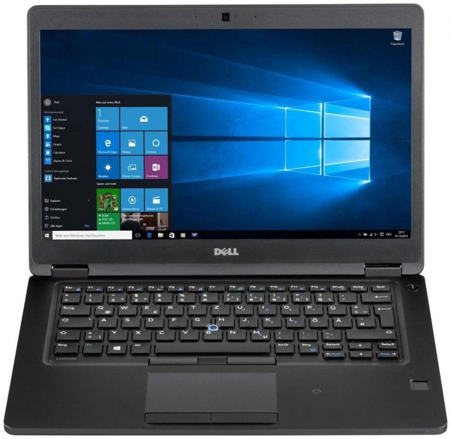 Dell Latitude E5480 14 i5 Gen7 16GB 256GB MSATA W10P Refurb