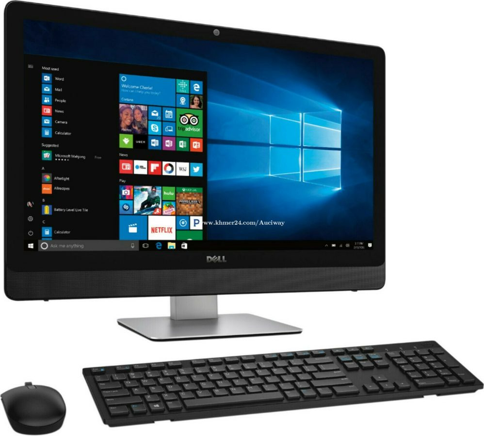 Dell Optiplex 9030 AIO i7 Gen4 16GB 500GBSSD W10P Refurb