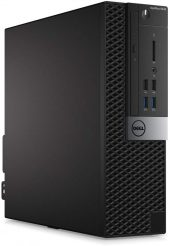 Dell Optiplex 5040-SFF, Core i5-6500 3.2GHz, 8GB RAM, 256GB Solid State Drive, DVD, Windows 10 Pro 64bit