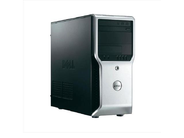 Dell Precision T1600 Xeon E3-1270 16GB 500GB SSD W10P 3YR