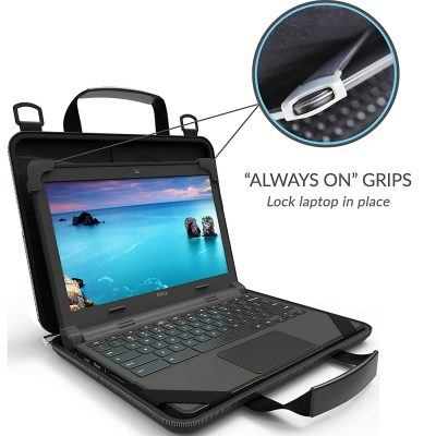 Pelican 1085 Laptop Case With Foam Fits notebook computers up to 14 inches
