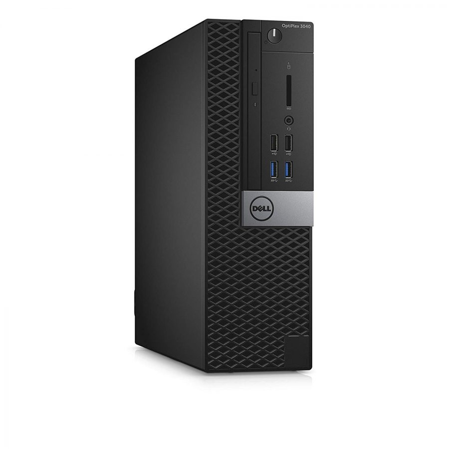 Dell Optiplex 3040-SFF, Core i5-6500 3.2GHz, 8GB RAM, 256GB Solid State Drive, DVDRW, Windows 10 Pro 64bit