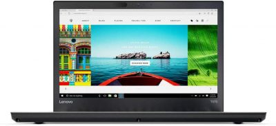 "Lenovo ThinkPad T470 14"" i7 Gen6 16GB 256GB M2 SSD W10P"