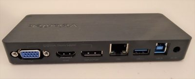 VisionTek VT1000 Universal Dual Display USB 3.0 Dock