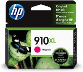 HP 910XL Magenta OfficeJet Pro 80xx Ink Cartridge 825Pg