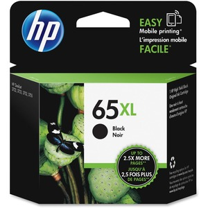 HP 65XL (N9K04AN#140) Original Ink Cartridge - Single Pack - High Yield - 300 Pages