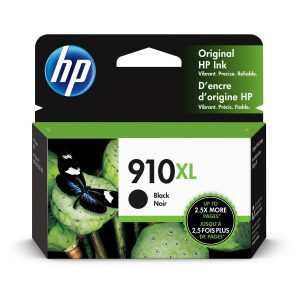 HP 910XL Black OfficeJet Pro 80xx Ink Cartridge 825Pg