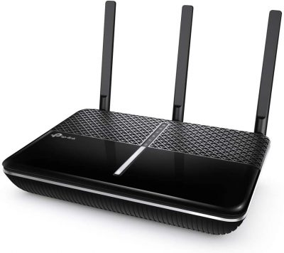 TP-Link AC2600 Smart WiFi Router - MU-MIMO, Gigabit Wireless Router, Full Gigabit Ethernet Ports, Beamforming, Long Range Coverage, VPN Server,