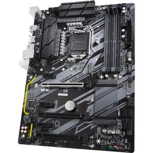 Gigabyte Ultra Durable Z390 UD Desktop Motherboard - Intel Chipset - Socket H4 LGA-1151 -