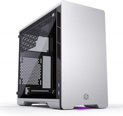 MetallicGear Neo-Mini V2 Mini-ITX Case Compact Aluminum