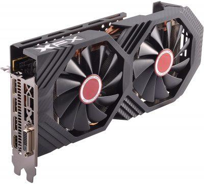 XFX Radeon RX580 GTS XXX Graphics Adapter 8GB 3xDP HDMI DVI
