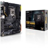 ASUS TUF Z490-PLUS GAMING LGA1200 4DDR4 64MAX M.2 HDMI DP