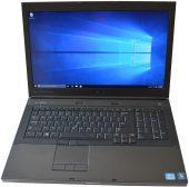 "Dell Precision M6600 17.3"" i7 2960 16GB 500GBSSD W10P refurb"