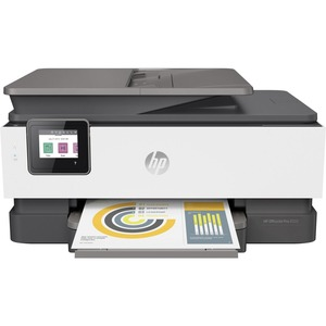 HP Officejet Pro 8020 AIO Color Inkjet Printer P/S/C/F