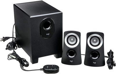 Logitech Z313 Multimedia Speaker System 2.1 SPEAKER SYSTEM