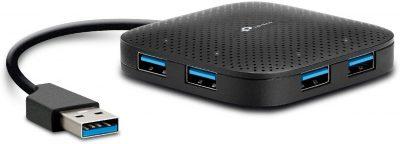 TP-Link 4-Port USB 3.0 Portable Hub USB-powered