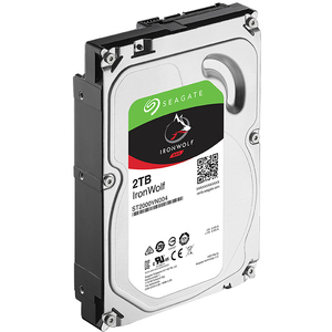 Seagate IronWolf 2TB NAS Internal Hard Drive HDD – 3.5 Inch