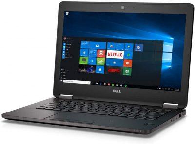 """Dell Latitude 12"""" E7270 i5 Gen6 8G 500GB M.2 W10P Refurb"""