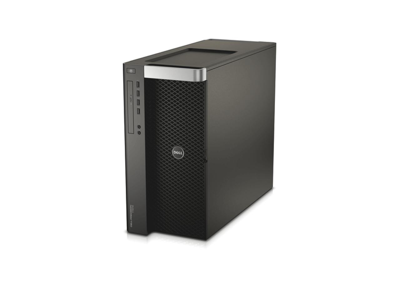 Dell Precision T5610 Xeon 2.6GH 32G 240GBSSD+2TB W10P Refurb