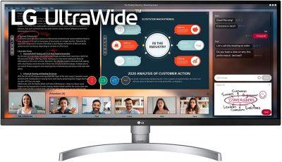 LG IPS 34 21:9 UltraWide HDR10 Monitor 5ms 2560x1080