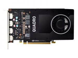 NVIDIA QUADRO P2200 - GRAPHICS CARD - QUADRO P2200 - 5 GB