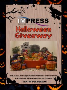 Halloween Give Away