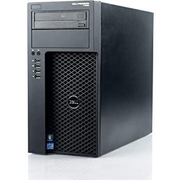 Dell Precision T1650 i5 3rd Gen 8G-New 500G SSD-Tow-W10P