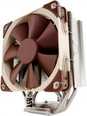 Noctua NH-U12S, Premium CPU Cooler with NF-F12 120mm Fan (Brown)b