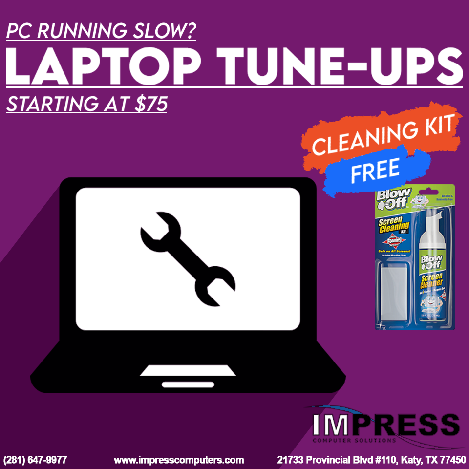 Pc Tune Up Special