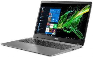 "Intel Core i5-1035G1 up to 3.6GHZ Max Turbo 15.6"" Full HD 1920 x 1080 8GB DDR4-SDRAM 256GB SSD Windows 10   Webcam"