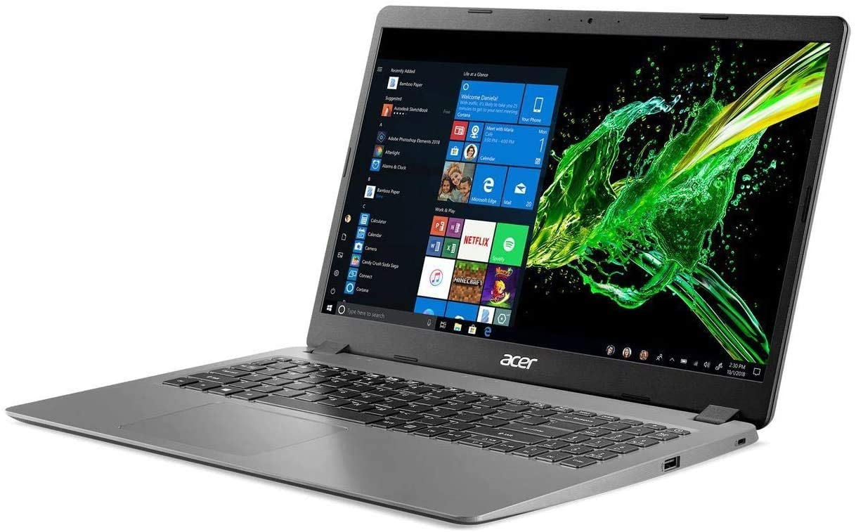"Intel Core i5-1035G1 up to 3.6GHZ Max Turbo 15.6"" Full HD 1920 x 1080 8GB DDR4-SDRAM 256GB SSD Windows 10 | Webcam"