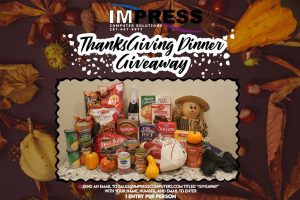 Thanksgiving Dinner Givewaway
