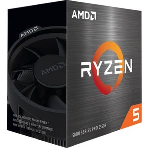 AMD Ryzen 5 5600X Hexa-core (6 Core) 3.70 GHz Processor - Retail Pack - 32 MB Cache - 4.60 GHz Overclocking Speed