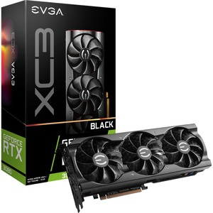 EVGA GeForce RTX 3080 Graphic Card - 10 GB GDDR6X - 320 bit Bus Width - DisplayPort - HDMI GDDR6X ICX3 COOLING ARGB LED