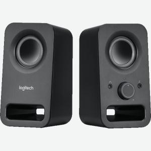 Logitech Z150 2.0 Speaker System - Midnight Black MIDNIGHT BLACK - 6 WATTS POWER
